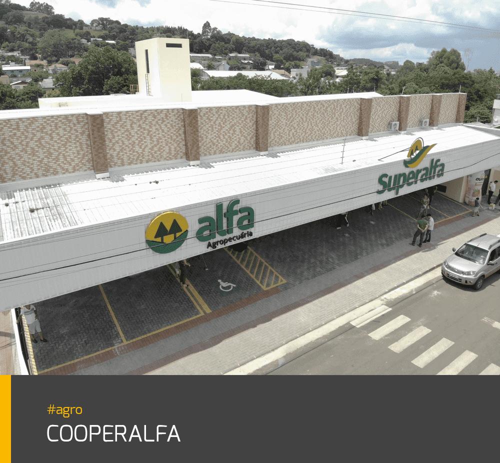 Obra Cooperalfa #agro