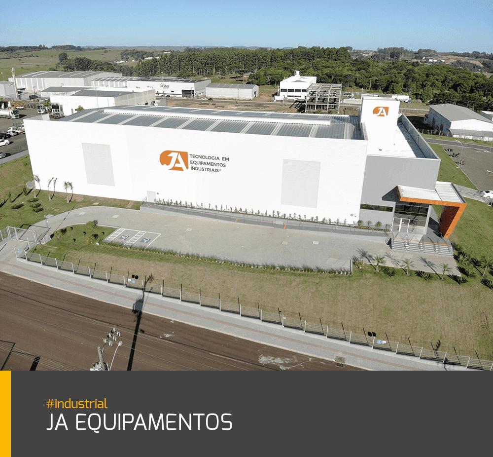 JA Equipamentos #industrial