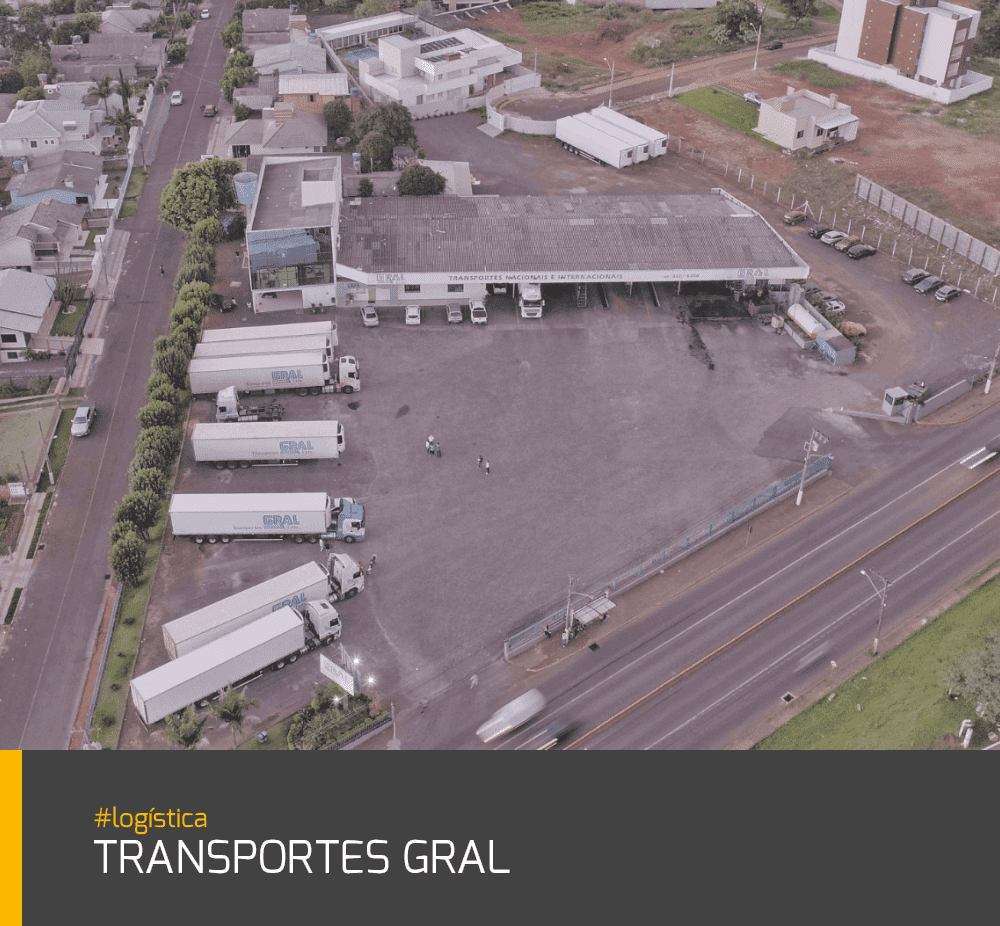 Obra Transportes Gral #logística