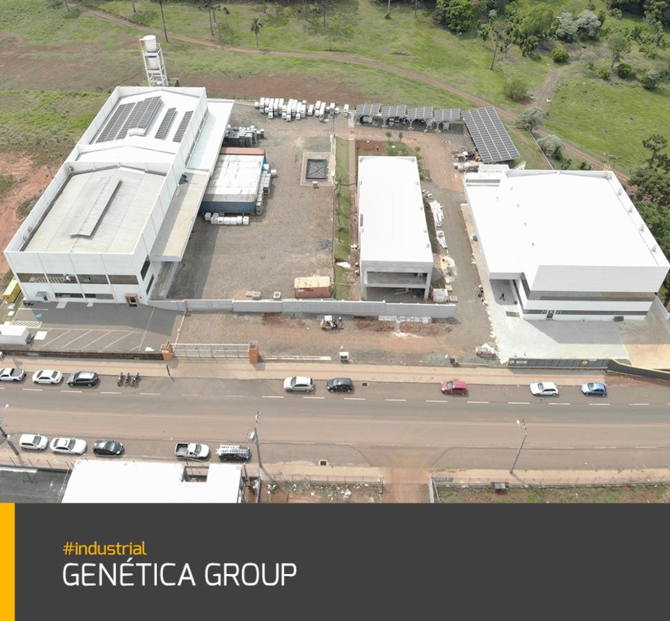 genetica group RD
